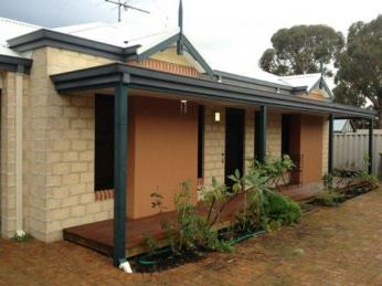 View profile: Lovely Low Maintenance Large Unit in East Bunbury - Sorry No Pets