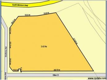 View profile: THIS PRIME INDUSTRIAL LAND IS READY FOR DEVELOPMENT NOW !!