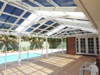 View profile: Prestigious Parkside property with a POOL
