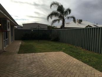 Side Access and Garden Shed