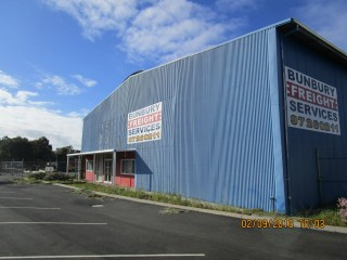 HUGE INDUSTRIAL SHED - Beddingfield Street, Davenport, Bunbury